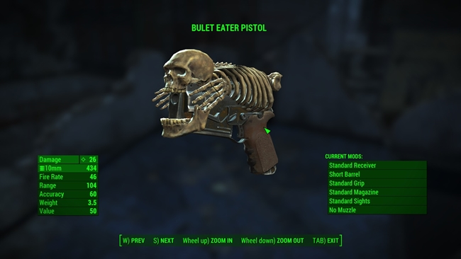 bone-weapons-fallout4mods
