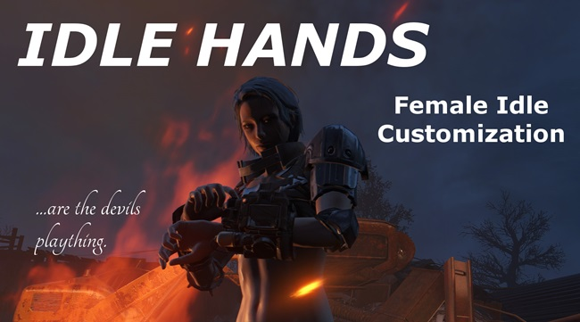 idle-hands-female-idle-customization-fallout4mods