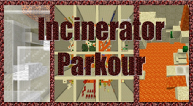 Photo of Minecraft – Incinerator Parkour Map