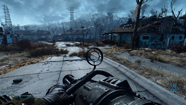 Photo of Fallout 4 – Lowered Weapons – First Person Animation