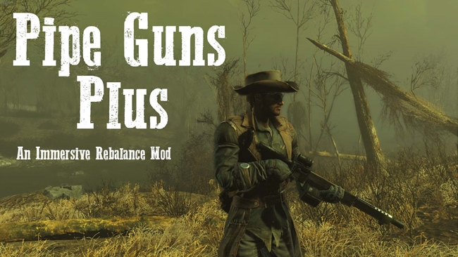 pipe-guns-plus-fallout4mods