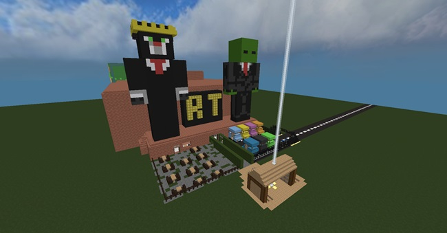 Photo of Minecraft – The Rumple Theatre Creation Map