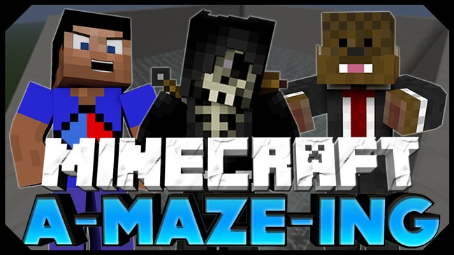 Photo of Minecraft – A-Maze-ING PVP Map