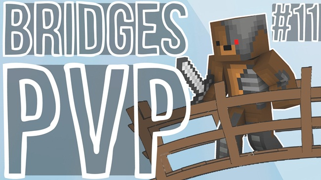 Photo of Minecraft – Bridges PVP Map