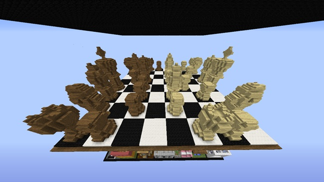 Photo of Minecraft – Board Games Parkour Map