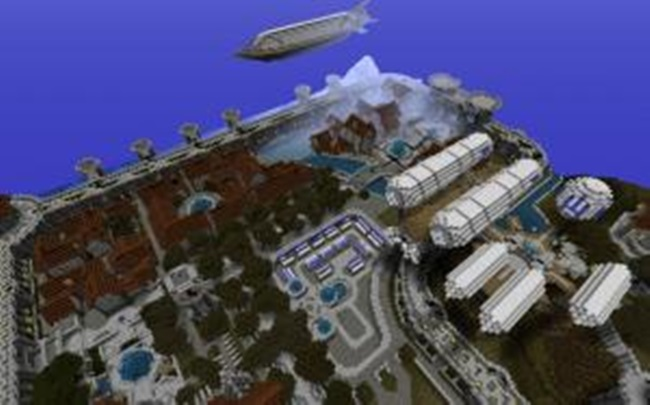 Photo of Minecraft – Castle Speire of Aeritus Creation Map