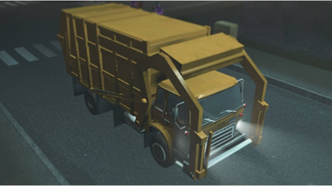 Photo of Cities:Skylines – Front Loader Garbage Truck