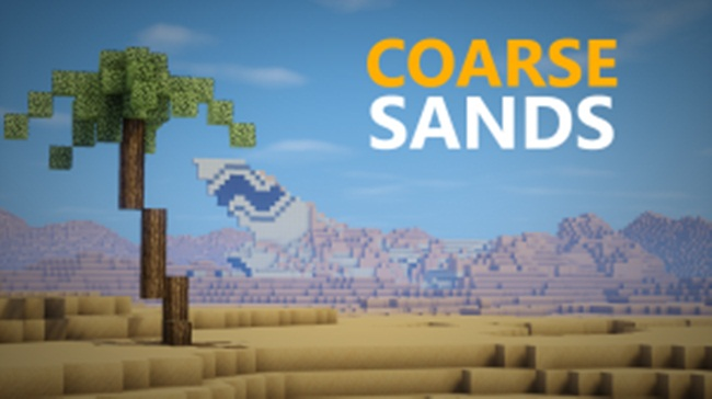 Photo of Minecraft – Coarse Sands Survival Map