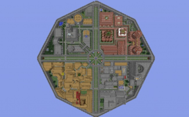 Photo of Minecraft – Darkewater Creation Map