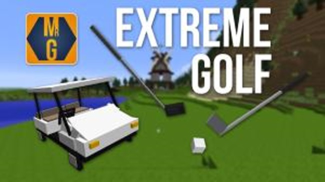 Photo of Minecraft – Extreme Golf Game Map