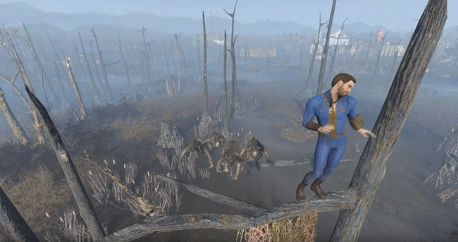 Photo of Fallout 4 –  Dancing Animation