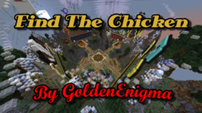 Photo of Minecraft – Find the Chicken PVP Map