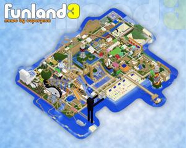 Photo of Minecraft – Funland 3 Creation Map