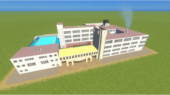 Photo of Cities:Skylines – Japan Style High School