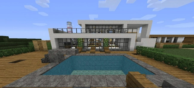 Photo of Minecraft – 20 Modern Houses Pack Creation Map