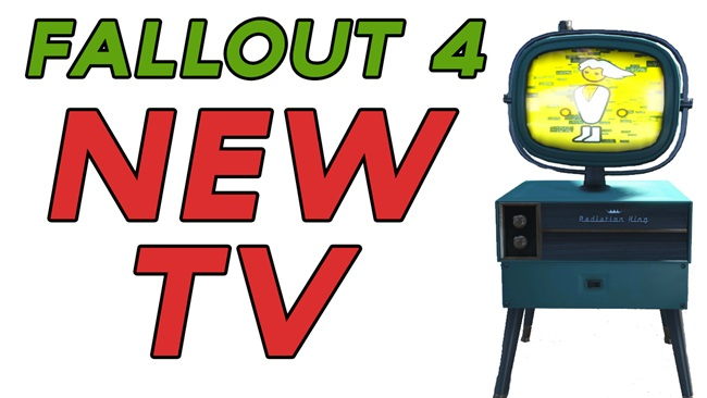Photo of Fallout 4 – New TV – New Video