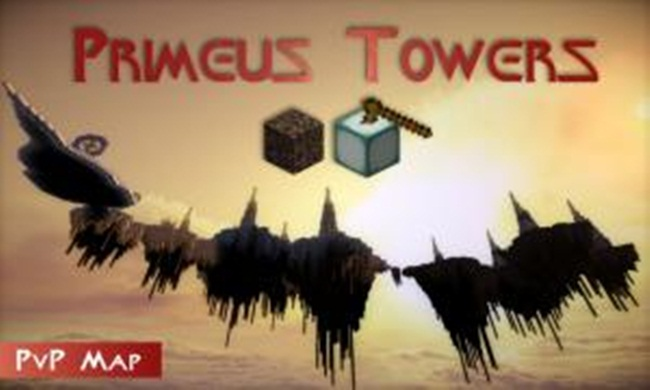 Photo of Minecraft – Primeus Towers PVP Map