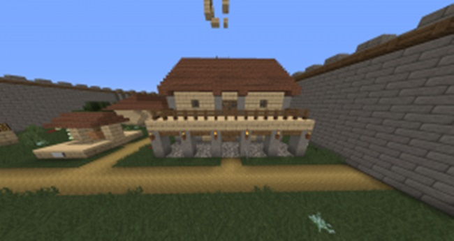 Photo of Minecraft – Roman Parkour Map