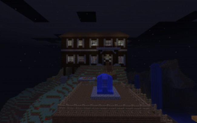 Photo of Minecraft – Spruce Mountain Manor Creation Map