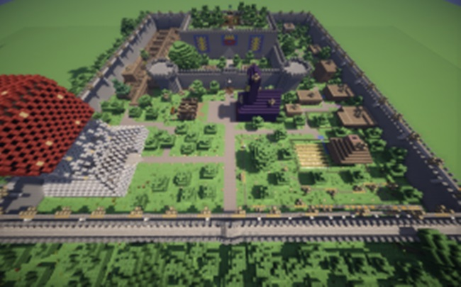 Photo of Minecraft – The Lords Castle Creation Map