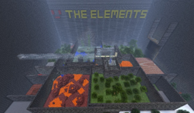 Photo of Minecraft – The Elements PVP Map