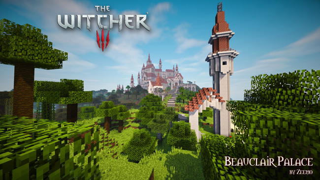 Photo of Minecraft – The Witcher Creation Map