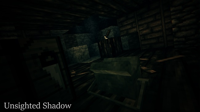 Photo of Minecraft – Unsighted Shadow Horror Map