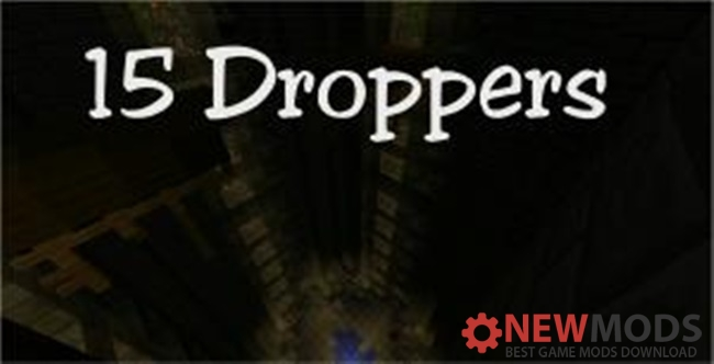 Photo of Minecraft – 15 Droppers Map