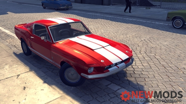 Photo of Mafia 2 – 1967 Shelby GT500 Sport Car