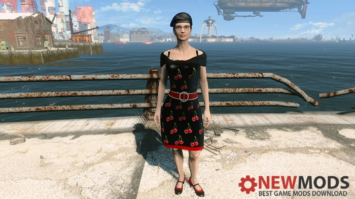 black-cherry-sequin-dress-fallout4mods