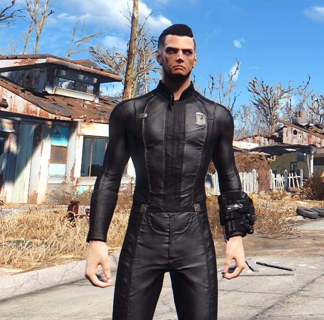 Photo of Fallout 4 – Only Male Black Vaultsuit