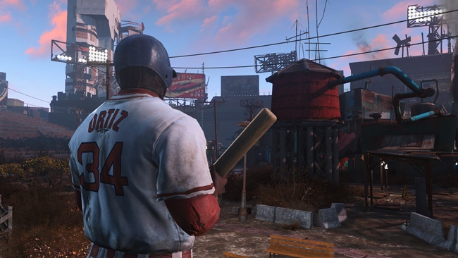 Photo of Fallout 4 – Boston Red Sox Uniforms