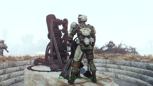 Photo of Fallout 4 – Camouflage Army Fatigues