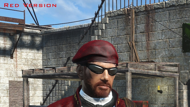 military-barret-fallout4mods
