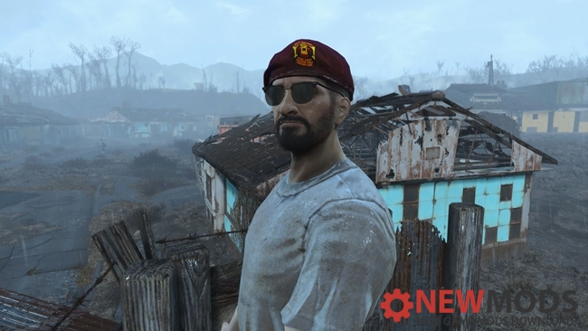 Photo of Fallout 4 –  Standalone NCR 1st Recon Beret