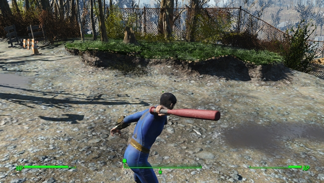 one-handed-bat-standalone-fallout4mods
