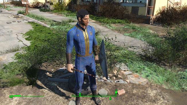 Photo of Fallout 4 – Shields and Shieldside Weapons