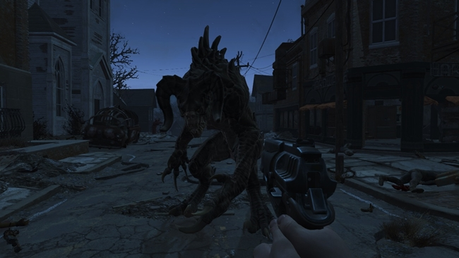 Photo of Fallout 4 – The Grand Slammer