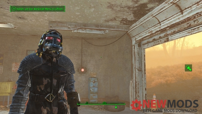 Photo of Fallout 4 – Urban Courser-Uniform