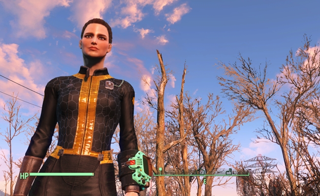 Photo of Fallout 4 – Vaultsuit Retexture