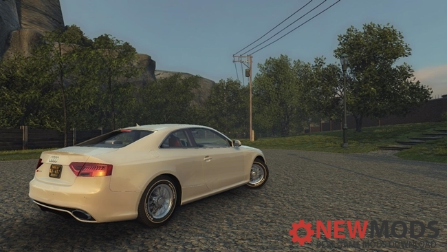 Photo of Mafia 2 – Audi RS 5 Ultra Sports Car
