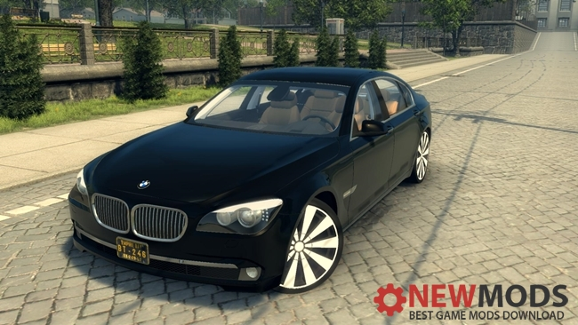 Photo of Mafia 2 – 2012 BMW 750 LI