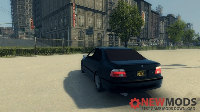Photo of Mafia 2 – BMW 530d E39