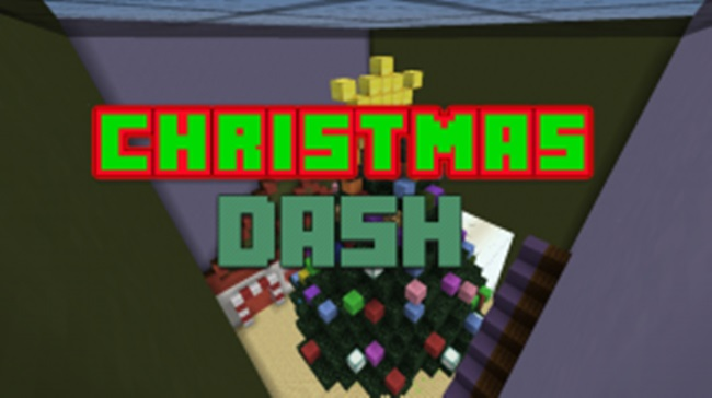 Photo of Minecraft – Christmas Dash Game Map