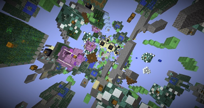 Photo of Minecraft – Cube Planes 2 Survival Map