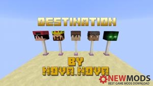 Photo of Minecraft – Destination Puzzle Map