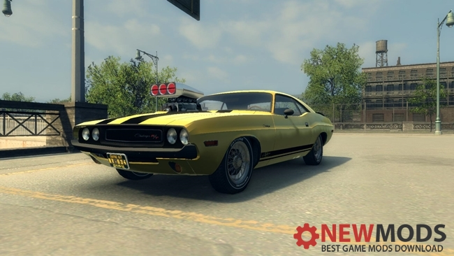Photo of Mafia 2 – 1970 Dodge Challenger RT 440