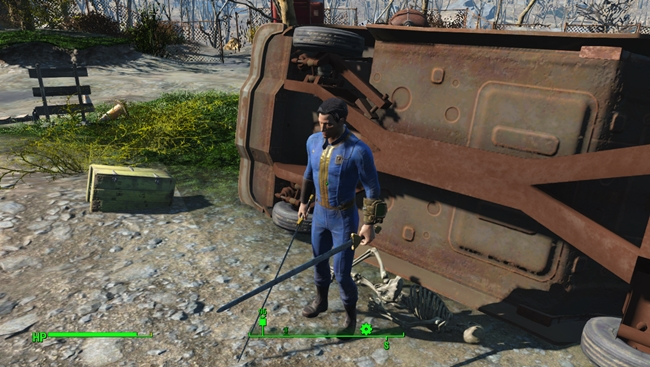 Photo of Fallout 4 – Dual Wield Melee