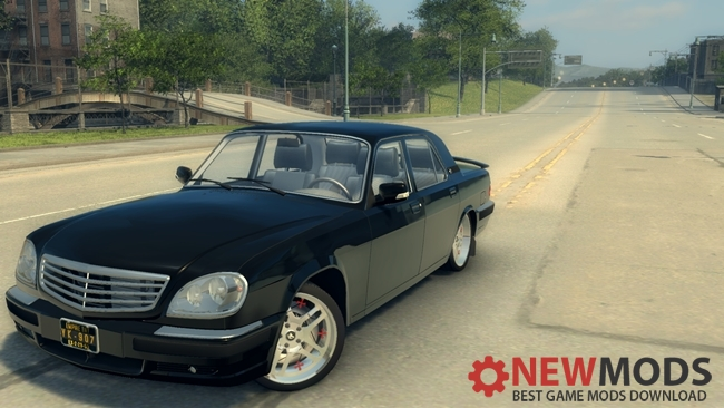 Photo of Mafia 2 – GAZ 31105 Volga Car Mod