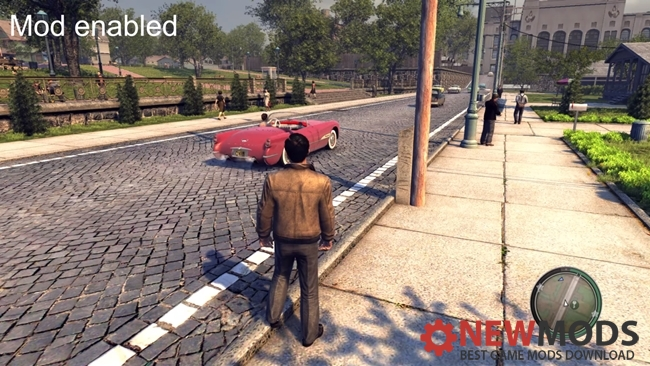 Photo of Mafia 2 – HD Ground Textures